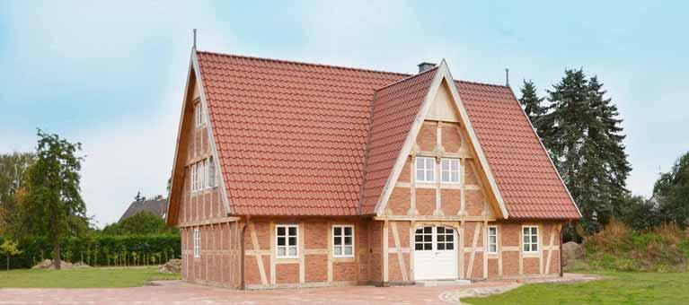 DLK - Ihr Fachwerkhaus bauen wir nach Ihren Wünschen