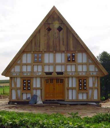 Fachwerk Ausbauhaus